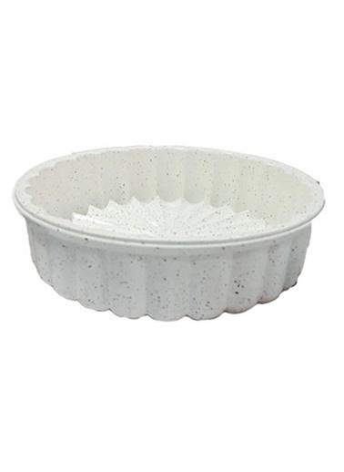 Aksu Döküm Kek Kalıbı - Tart - Krem Krem